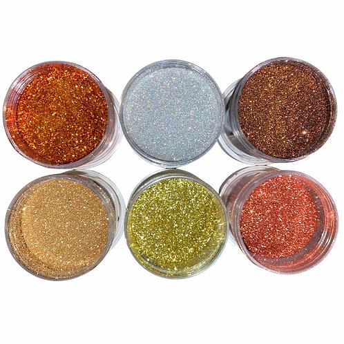(GLITZ COLLECTION) - Glitter Bundle Deal - SUCRE' TREATS EDIBLE GLITTER