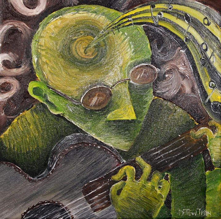Out of The Imagination __A man being originally creative with music.jpg He seems to be a player by e