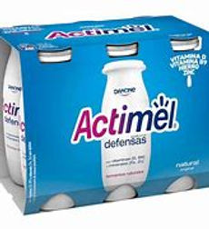 Actimel Natural 6x100gr