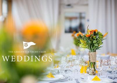 Greenwich Yacht Club weddings stage 3 CO