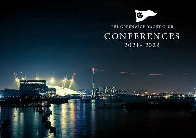 Greenwich Yacht Club Conferences 2021-20