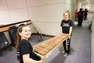 Vienna Jammers Marimbas