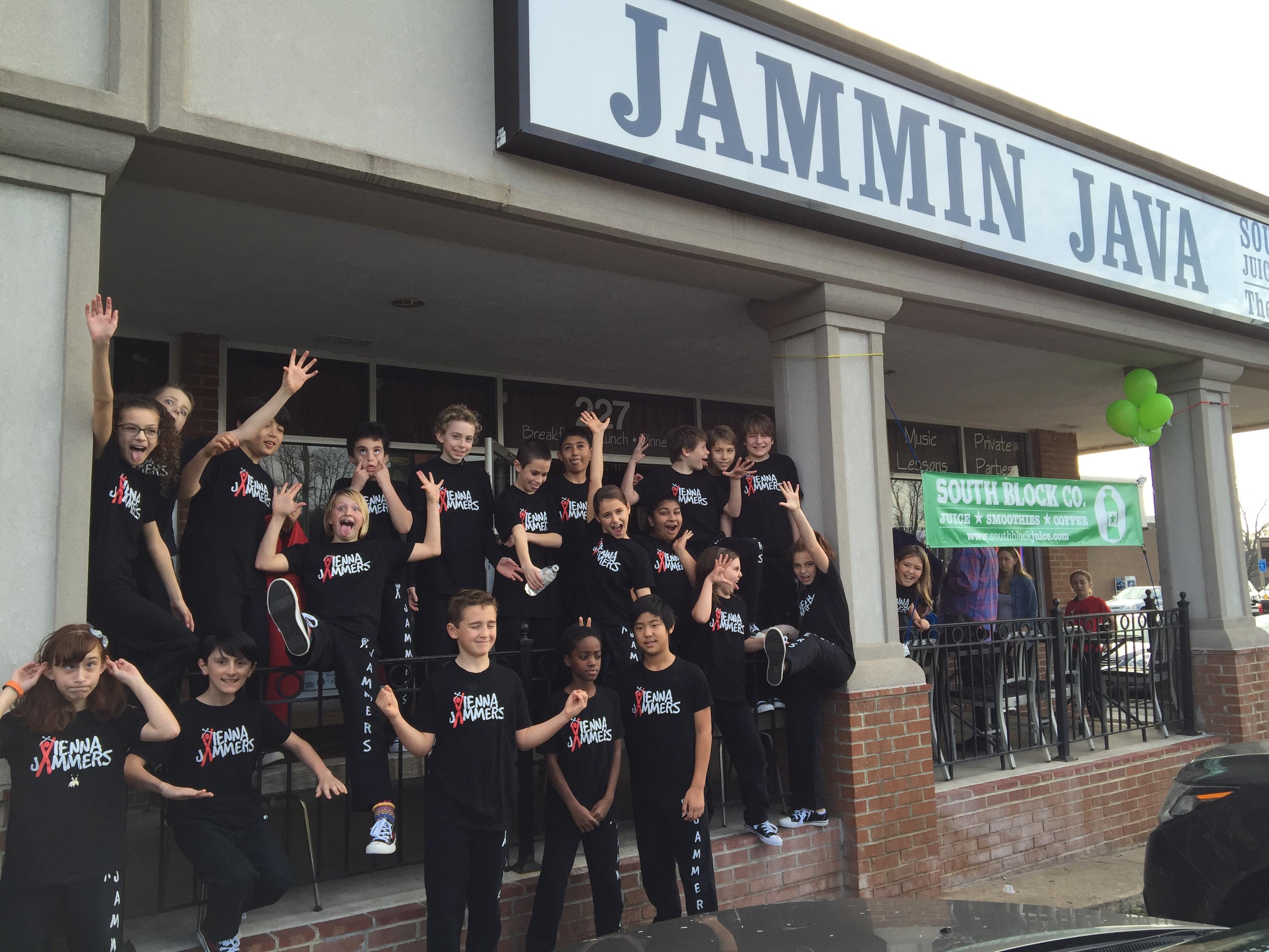Jammers @ Jammin Java!