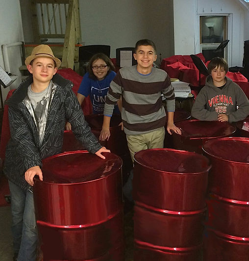 Vienna Jammers Steel Pans - Donations