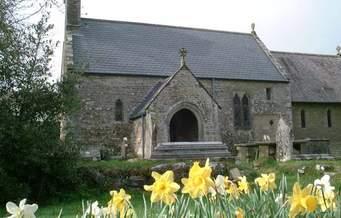 9 St Dochdwy's Church