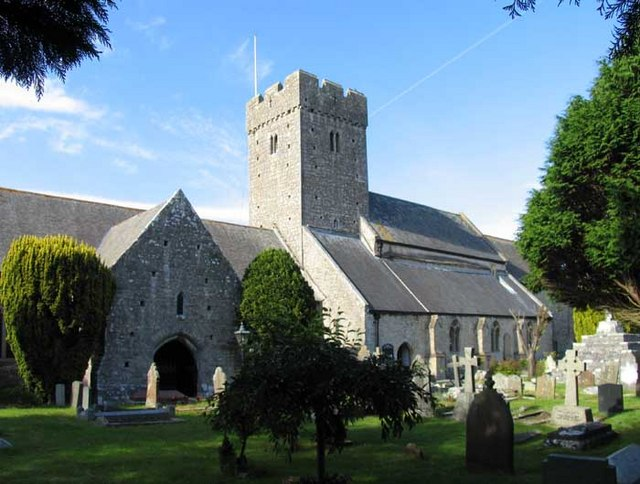 11 St Illtyd's Church