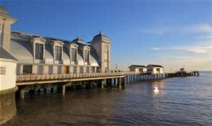 Walk 15 Penarth Pier