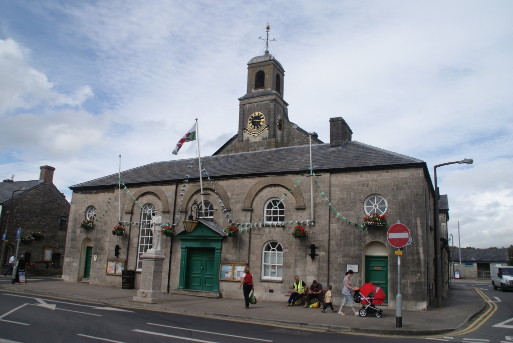 Cowbridge Town Hall