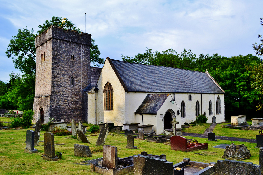 Llancarfan Church