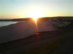 Walk 28 Barry Island Sunset