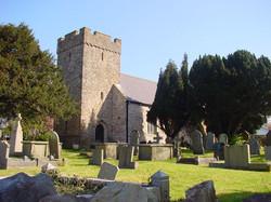 Walk 20 Sully Church