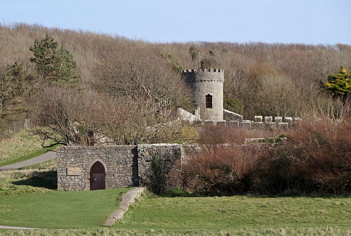 Walk 5 Dunraven Castle