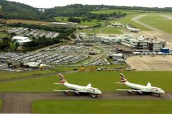 Walk 12 Cardiff Airport