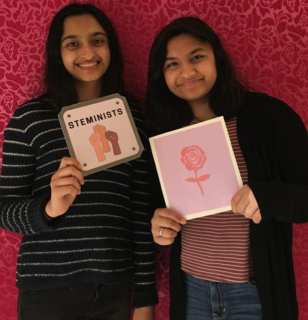 Sweta Srinivasan and Divya Srinivasa