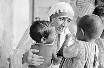 How meeting Mother Theresa altered t