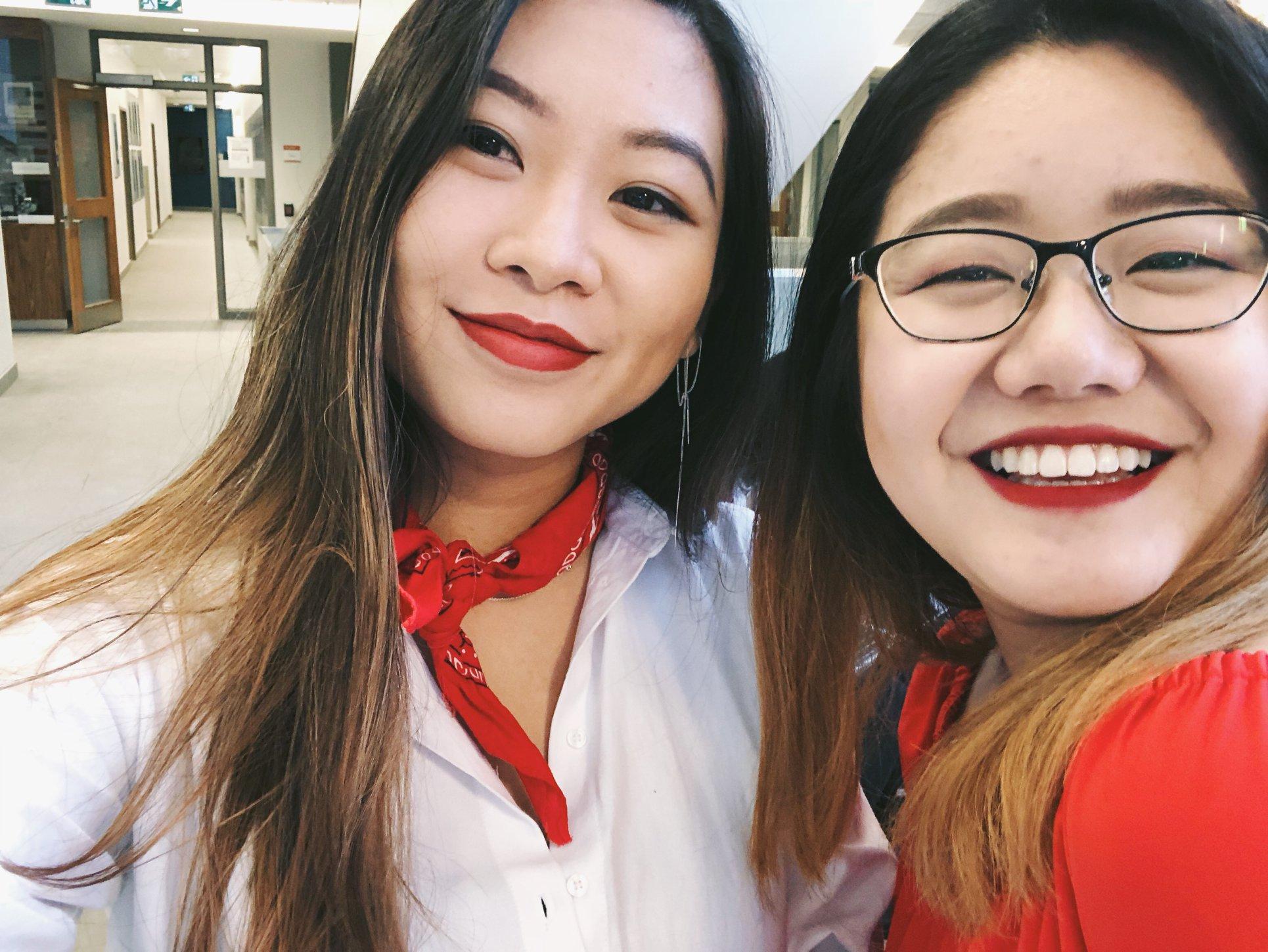 Michelle Chen & Joy L