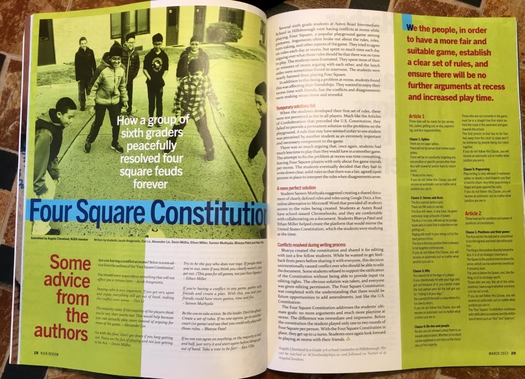 Four Square Article