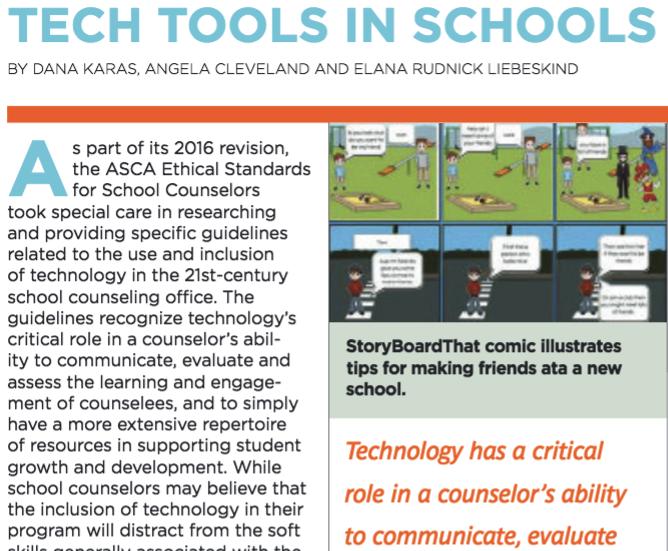 Tech Tools in Schools