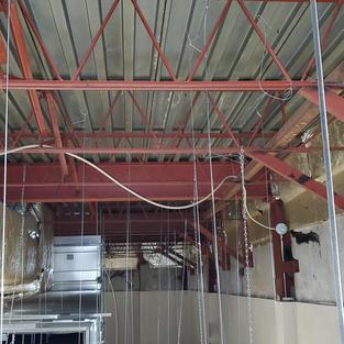 Roof Reinforcement