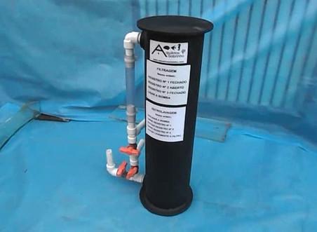 Filtro canister modular, sua opção econômica de filtragem de aquário ou de lago ornamental