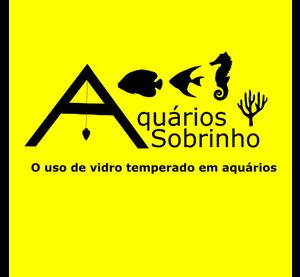 vidro temperado aquário