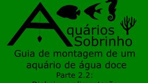 Guia de montagem de um aquário de água doce - Parte 2.2: Dinheiro e alimentação nos aquários