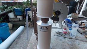 Filtro Skimmer para aquários marinhos de até 300 litros da Aquários Sobrinho