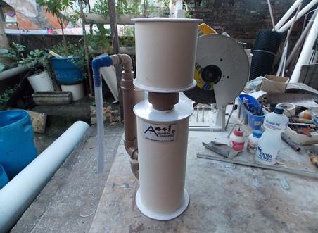 Skimmer para aquários marinhos de até 300 litros da Aquários Sobrinho