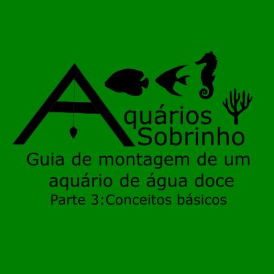 Conceitos básicos aquários dicionário