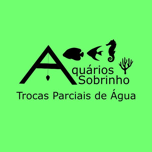 troca parcial de água aquário lago tpa