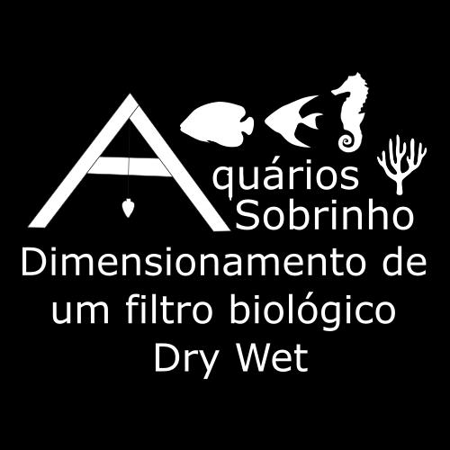 dimensionamento filtro biológico peixe