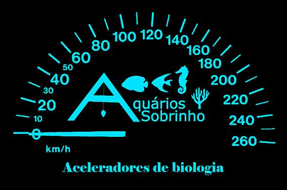 acelerador biologia aquário