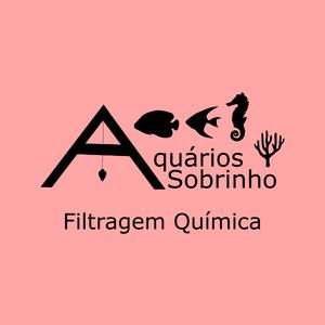 filtragem química aquário lago