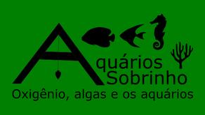 Oxigênio, algas e os aquários