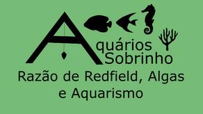 Razão de Redfield, algas e aquarismo