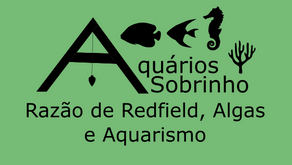 Razão de Redfield, algas e aquarismo