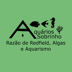 razão número redfield aquarismo algas