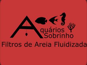 Filtro de areia fluidizada, um filtro eficiente e pouco utilizado no aquarismo