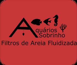 filtro de areia fluidizada aquário