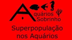 Superpopulação em Aquários