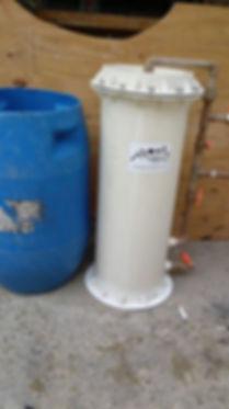 Canister, filtro de aquário, filtro de lago, filtro pressurizado