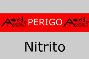 nitrito aquário
