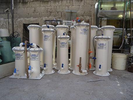 Filtro canister Aquários Sobrinho