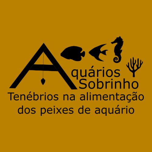 tenébrio peixe aquário