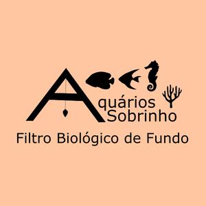 filtro biológico de fundo fbf aquário