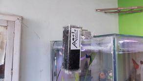 Filtro de carvão ativado do Alexander