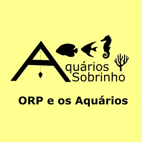 ORP ozônio aquário
