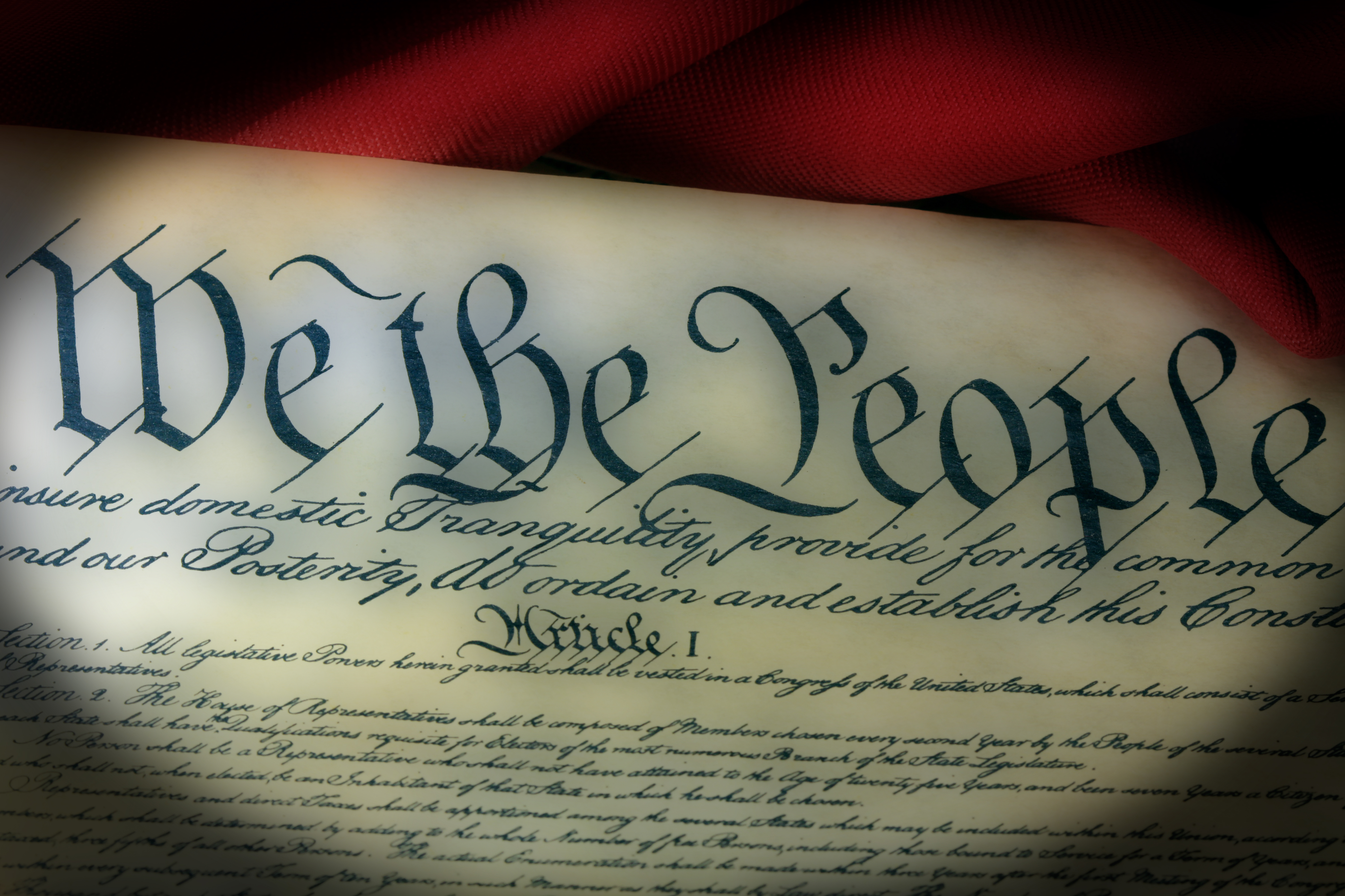 United States Bill of Rights Preamble to