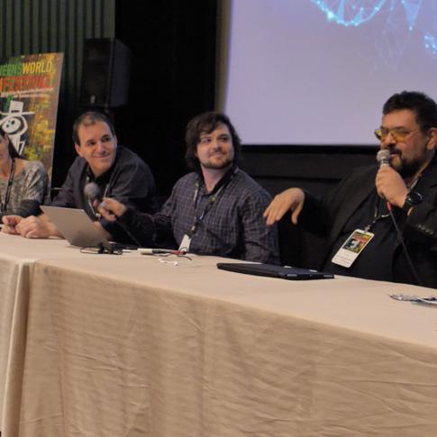 Queens World Film Festival Panelist