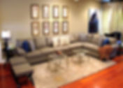 Jean Kidd ReDesign, New furniture, rug, window treatments with help from jean Kidd ReDesign